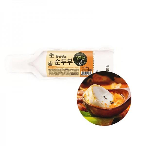 CJ BIBIGO (Kühl) CJ BIBIGO Tofu super weich 350g(MHD : 06/12/21) 1