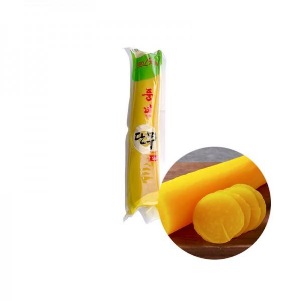 PANASIA PANASIA PANASIA Eingelegter Gelber Rettich 500g 1