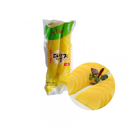 PANASIA PANASIA PANASIA Eingelegter Gelber Rettich 350g 1