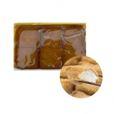 PANASIA  YAMATO Seasoned & fried Tofu Pouch for Inari 860g 1