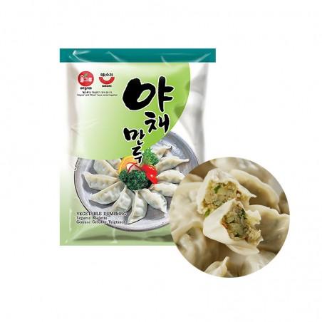 MISORI MISORI (냉동) 미소리 야채만두 675g 1