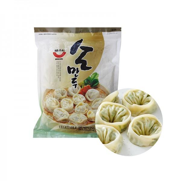 MISORI MISORI (TK) MISORI handgemachte Mandu Gemüse 800g 1
