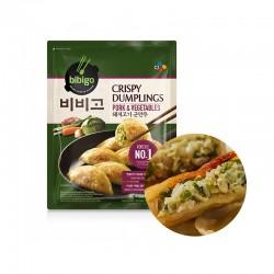 CJ BIBIGO CJ BIBIGO (FR) CJ Bibigo crispy Dumplings Pork & Vegetable 560g (BBD : 22/08/2021) 1