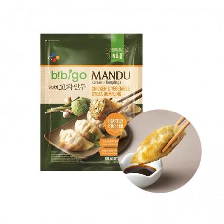 CJ BIBIGO CJ BIBIGO (냉동) 비비고 닭고기 교자만두 600g 1