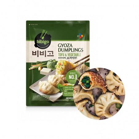CJ BIBIGO CJ BIBIGO (냉동) 비비고 두부야채 교자만두 600g 1