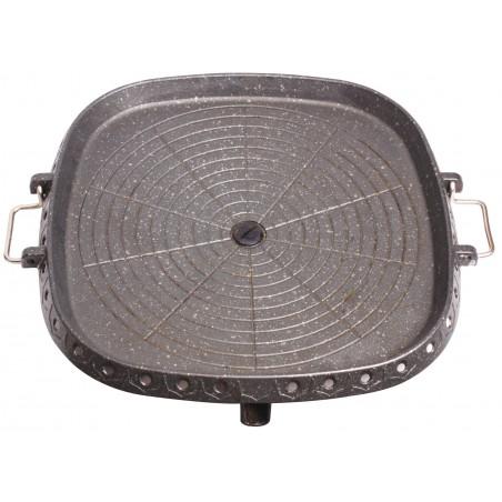 PANASIA Grillpfanne für Bulgogi eckig 32cm 1