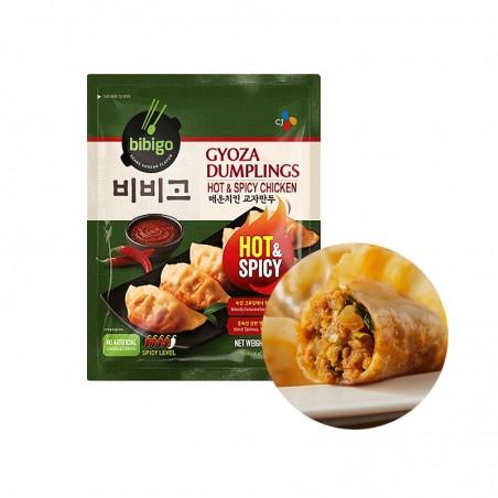 CJ BIBIGO CJ BIBIGO (냉동) 비비고 매운치킨 교자만두 300g 1