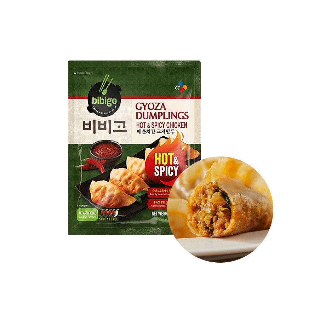 CJ BIBIGO CJ BIBIGO (TK) CJ BIBIGO Gyoza Dumpling scharf chicken 300g 1