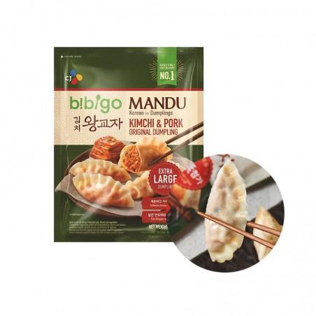 CJ BIBIGO CJ BIBIGO (TK) CJ BIBIGO Mandu Kimchi & Schweinefleisch 525g 1