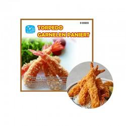 PANASIA SEASTORY (FR) SEASTORY Breaded Schrimps 52pcs 850g 1