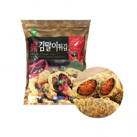 SAONGWON SAONGWON (냉동) 사옹원 매콤김말이튀김 510g 1