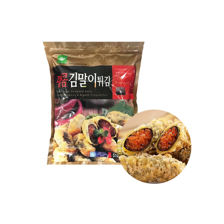 SAONGWON SAONGWON (FR) SAONGWON Fried Sushi Roll spicy 510g 1