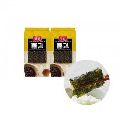 SEMPIO DONGWON DONGWON Yangban traditional seaweed cut Nr.14 (2.5g x 8)(MHD : 06/10/2021) 1
