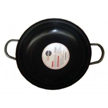 PANASIA PANASIA Pot for soup Aluminum  (4 person) 28cm 1