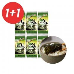 KWANGCHEON KWANGCHEON 1+1KWANGCHEON gewürzte Nori mit Olivenöl & grünem Tee (5gx12) 1