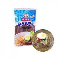 ASSI ASSI ASSI Cold Noodles from Buckwheat with Soup basis 680g (With soup) 1