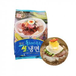 YISSINE YISSINE YISSINE Cold Noodles with Soup Basis 1.02kg 1