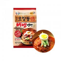 HANSUNG  (RF) SURASANG Korean Style Noodles Hot Sauce 512g (Ojang-dong Bibim Naengmyeon) 1
