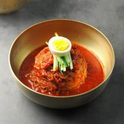 HANSUNG  (Kühl) SURASANG koreanische Nudeln scharfe Sauce 512g (Ojang-dong Bibim Naengmyeon) 1