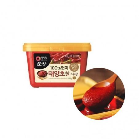 CHUNGJUNGONE CHUNGJUNGONE Pepper Paste Sunchang 500g (BBD : 18/09/2022) 1
