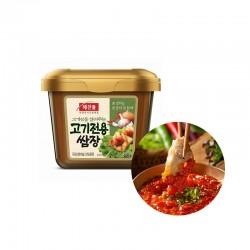 CJ HAECHANDLE  CJ HAECHANDLE Seasoned Soybean Paste for Meat Ssamjang 450g 1