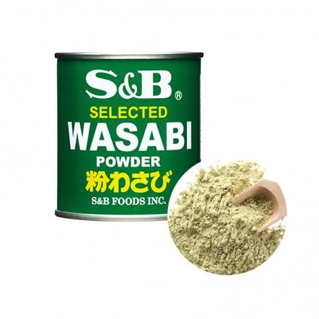 S&B  S&B Wasabipulver 30g (MHD: 05/04/2022) 1