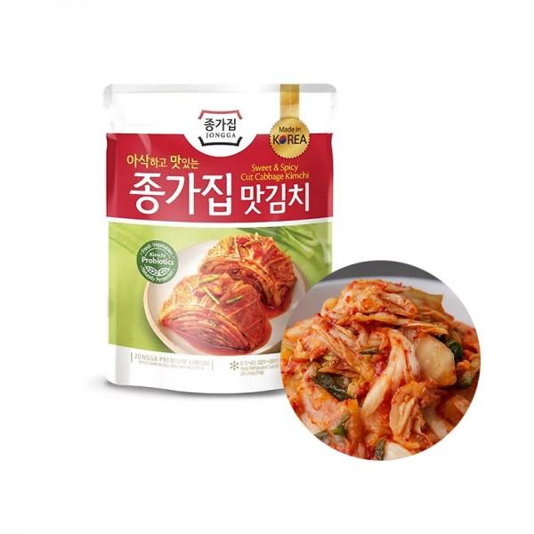 CJ BIBIGO JONGGA (Kühl) JONGGA Kimchi geschnitten 200g 1