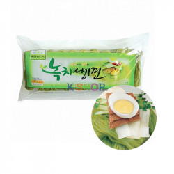 CHILGAB CHORIPDONG (FR)  CHILGAB Cold Noodles with green tee without sauce 2kg(BBD : 12/08/2021) 1