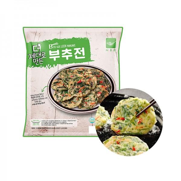 SAONGWON SAONGWON (TK) SAONGWON Mini Pfannkuchen mit Lauch 1kg 1