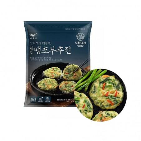 SAONGWON SAONGWON (TK) SAONGWON Pfannkuchen mit Lauch & Chili 300g 1