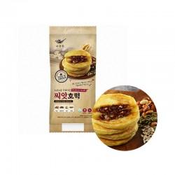 SAONGWON SAONGWON (TK) SAONGWON Koreanischer Pfannkuchen mit Honig & Nüsse Hotteok 400g 1