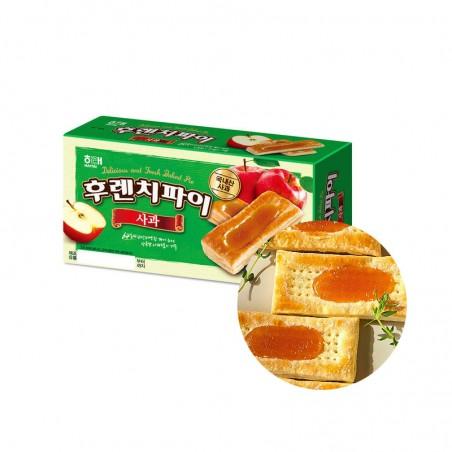 HAETAE HAITAI HAITAI French Pie, Apfel  192g  (MHD : 05/01/2022) 1