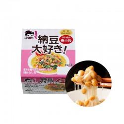 (TK) YAMADA Natto Sojabohnen(sehr klein) fermentiert (40g x 4) 1