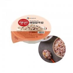 CJ Mixed Grain Rice 210g (BBD: 05/12/2022) 1