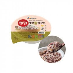 CJ Mixed Grain & Glutinous Rice 210g(BBD : 08/12/2021) 1
