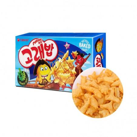 ORION ORION ORION Snack goraebab Seasoned 40g 1