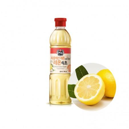 SEMPIO CJ BEKSUL CJ BEKSUL Zitronenessig 500ml 1