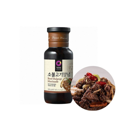 CHUNGJUNGONE CHUNGJUNGONE Bulgogi Marinade Sauce für Rindfleisch 500g 1