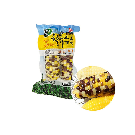(TK) HANSUNG Maiskölbchen ganz gekocht 420g 1