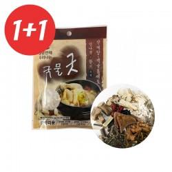 SUBIN  1+1 Soup stock Baeksuk Ingredients Tea bag 20g(BBD : 07/08/2021) 1