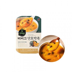 Dongwon CJ BIBIGO 씨제이 비비고 단호박죽 280g (유통기한: 20/09/2021) 1