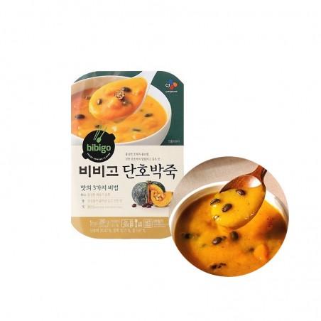 Dongwon CJ BIBIGO CJ BIBIGO Porridge Sweet Pumpkin 280g (BBD: 31/10/2021) 1