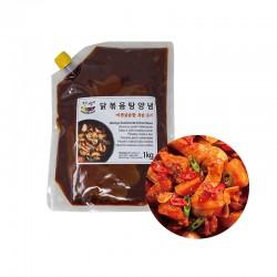 SEMPIO HANSUNG HANSUNG Würzige Geschmorte Hühner-Sauce 1kg 1