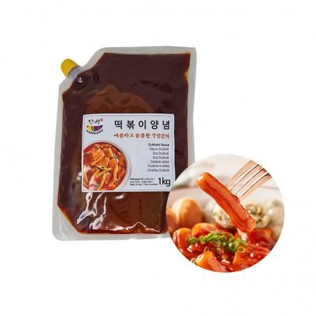 SEMPIO HANSUNG HANSUNG Tteokbokki-Sauce 1kg 1