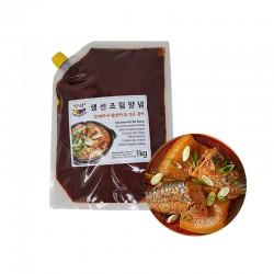 SEMPIO HANSUNG HANSUNG Sauce für Fisch Geschmorte 1kg 1
