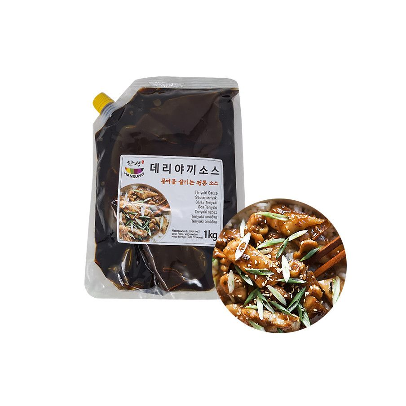 SEMPIO HANSUNG HANSUNG Teriyaki sauce 1kg 1