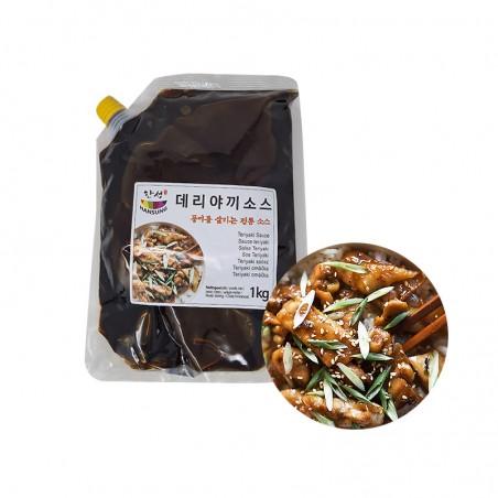 SEMPIO HANSUNG HANSUNG Teriyaki Soße 1kg 1