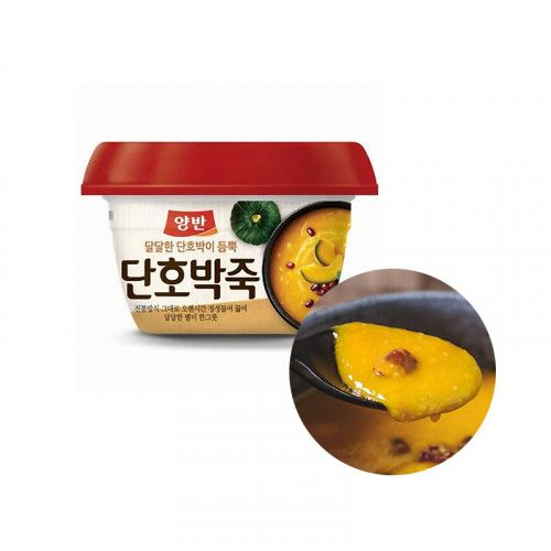 Dongwon DONGWON 동원 양반 단호박죽 285g 1