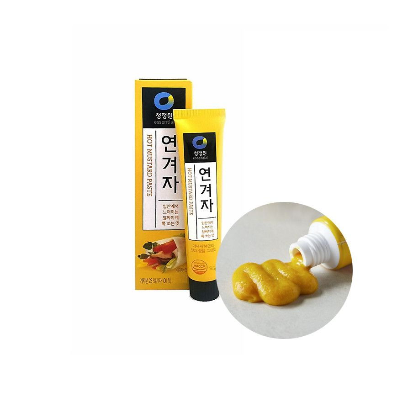 CHUNGJUNGONE CHUNGJUNGONE Senfpaste in Tube, scharf 95g 1