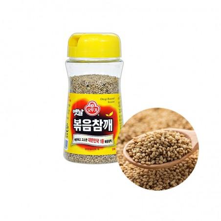 OTTOGI OTTOGI OTTOGI Fried sesame seeds 100g 1